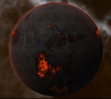 lava planet