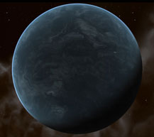 Storm planet